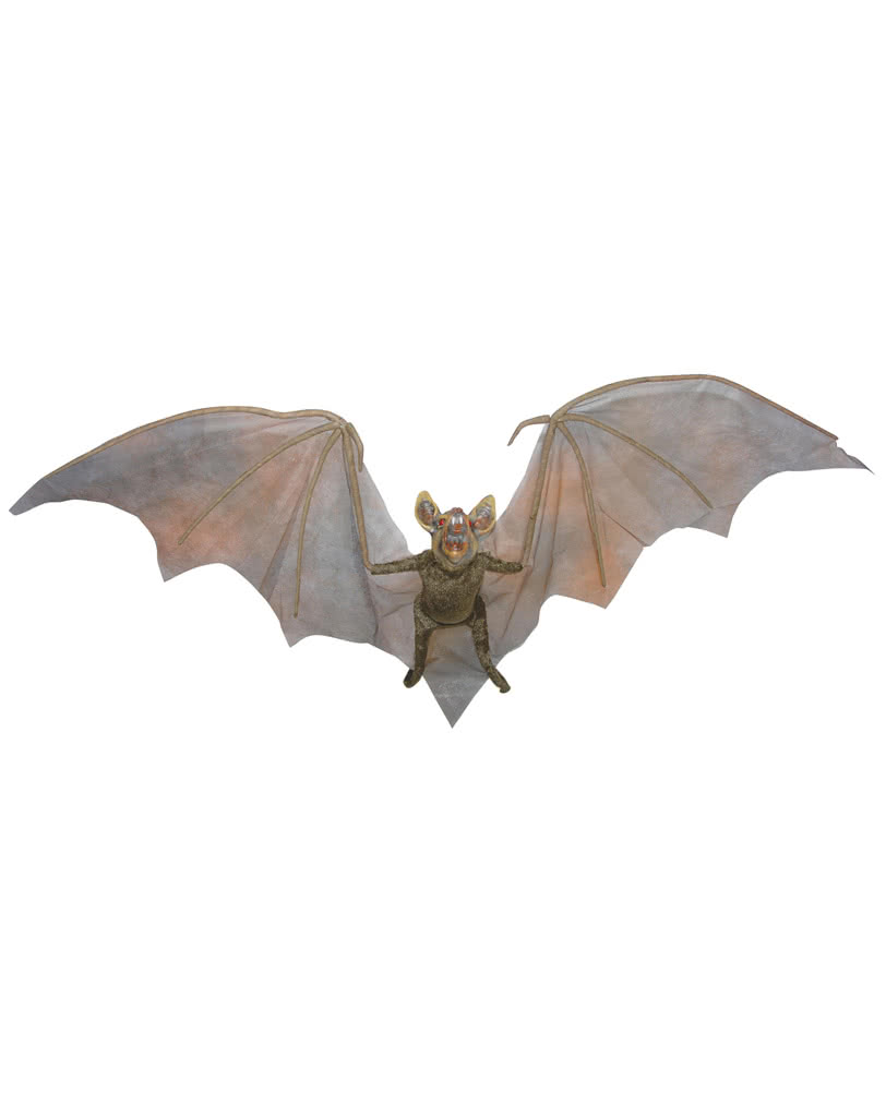 vampire bat 90 cm bat as halloween decorations | horror-shop