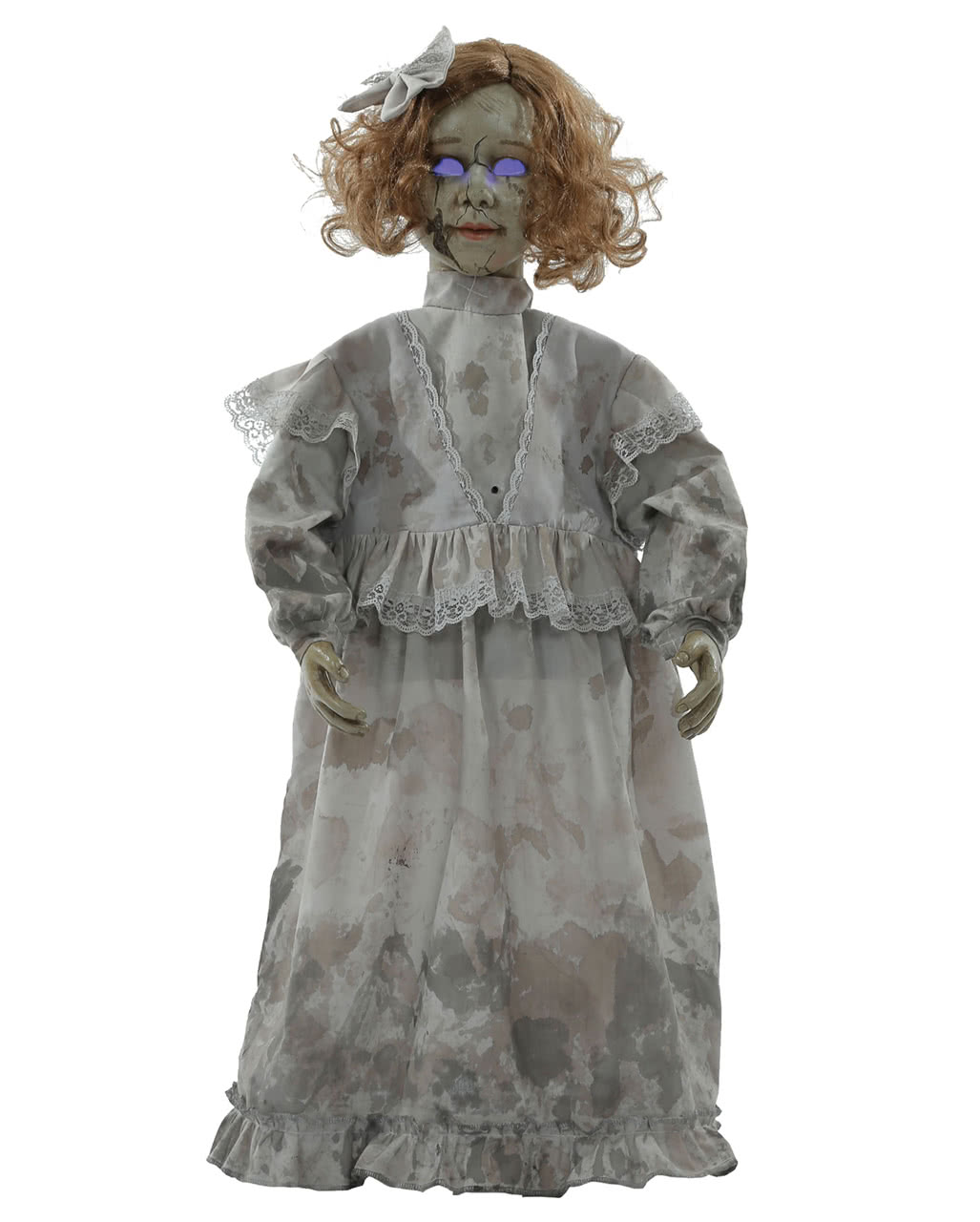 victorian halloween doll horror decoration | horror-shop
