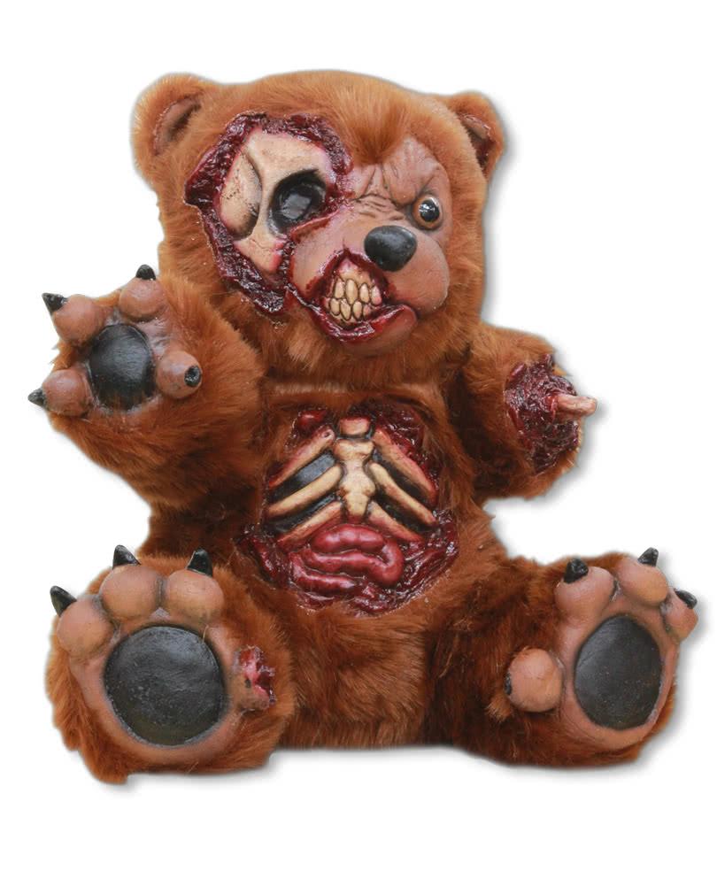 Werbar Zombie Teddy Bear For Gruselfans