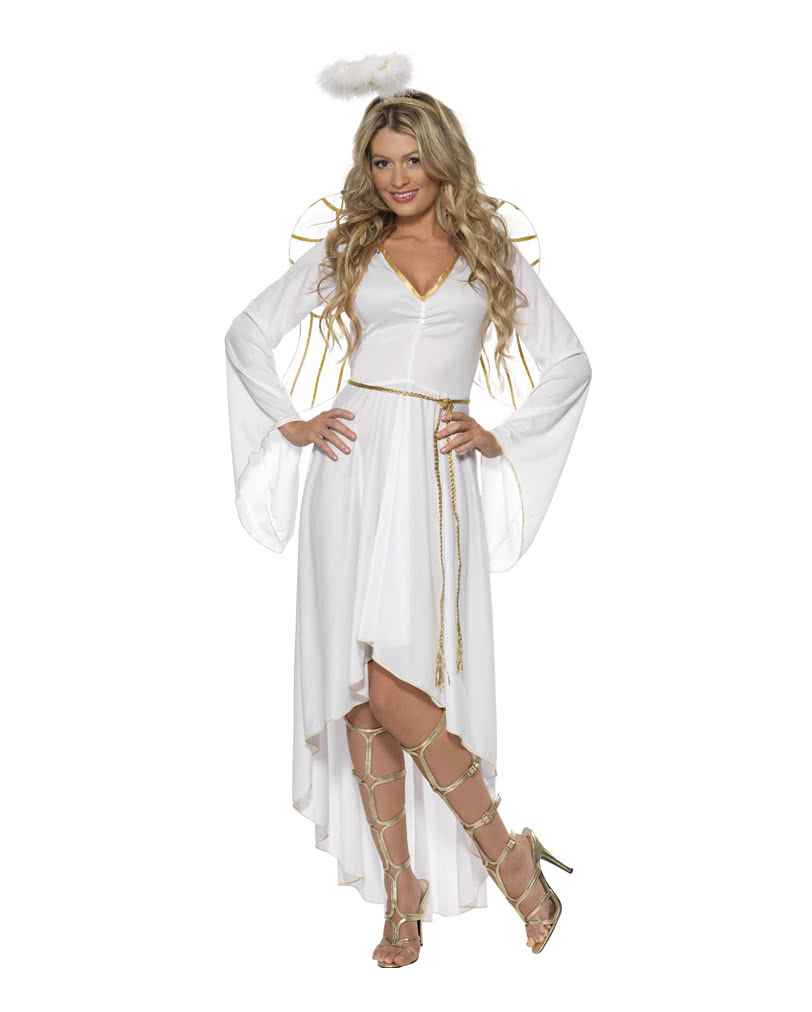 White Christmas angel costume for a successful Christmas | horror ...