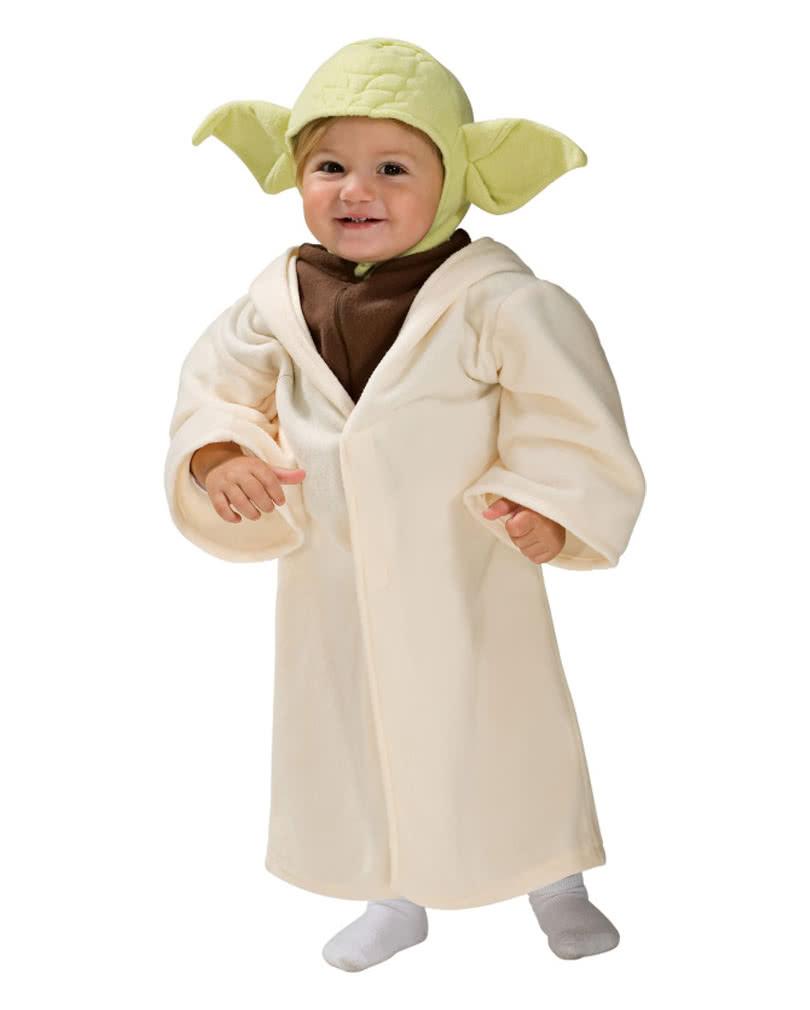 yoda kleinkinder kostum