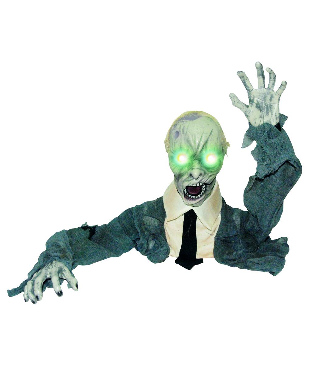 zombie torso animatronic   halloween figuren kaufen   horror-shop