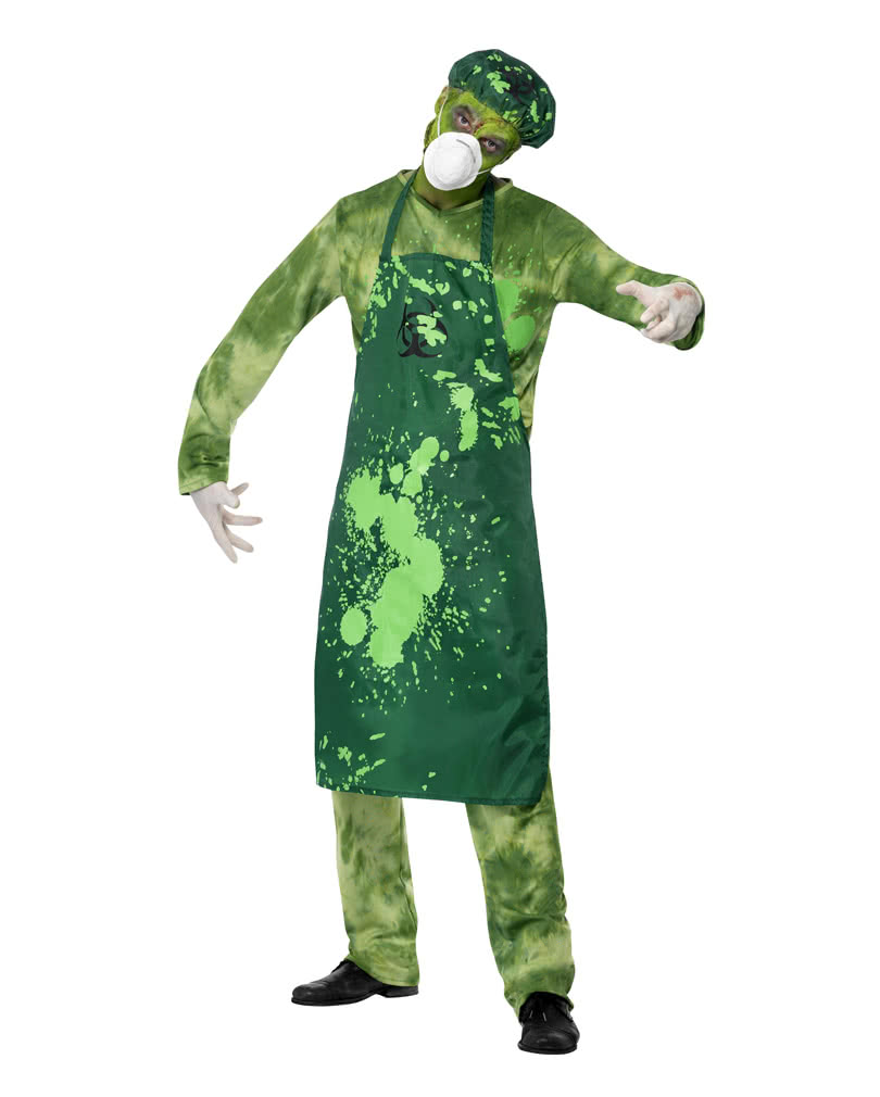 d39bf728268ad Zombie Doctor Costume laboratory | Zombie costume for Halloween ...