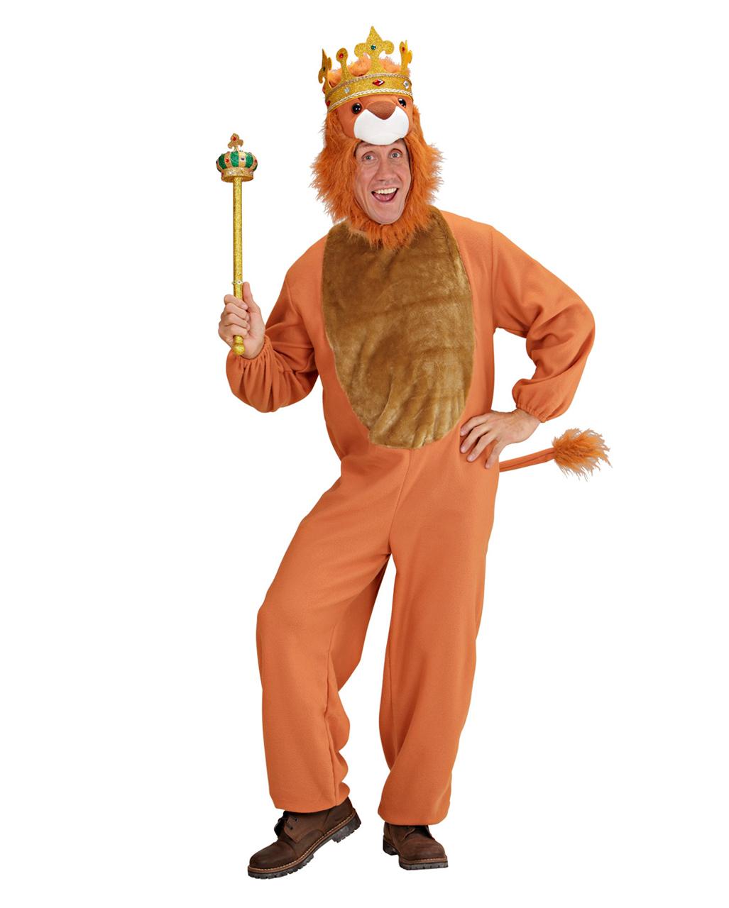 Badewanne Kostüm könig der löwen kostüm gr xl für fasching horror shop com