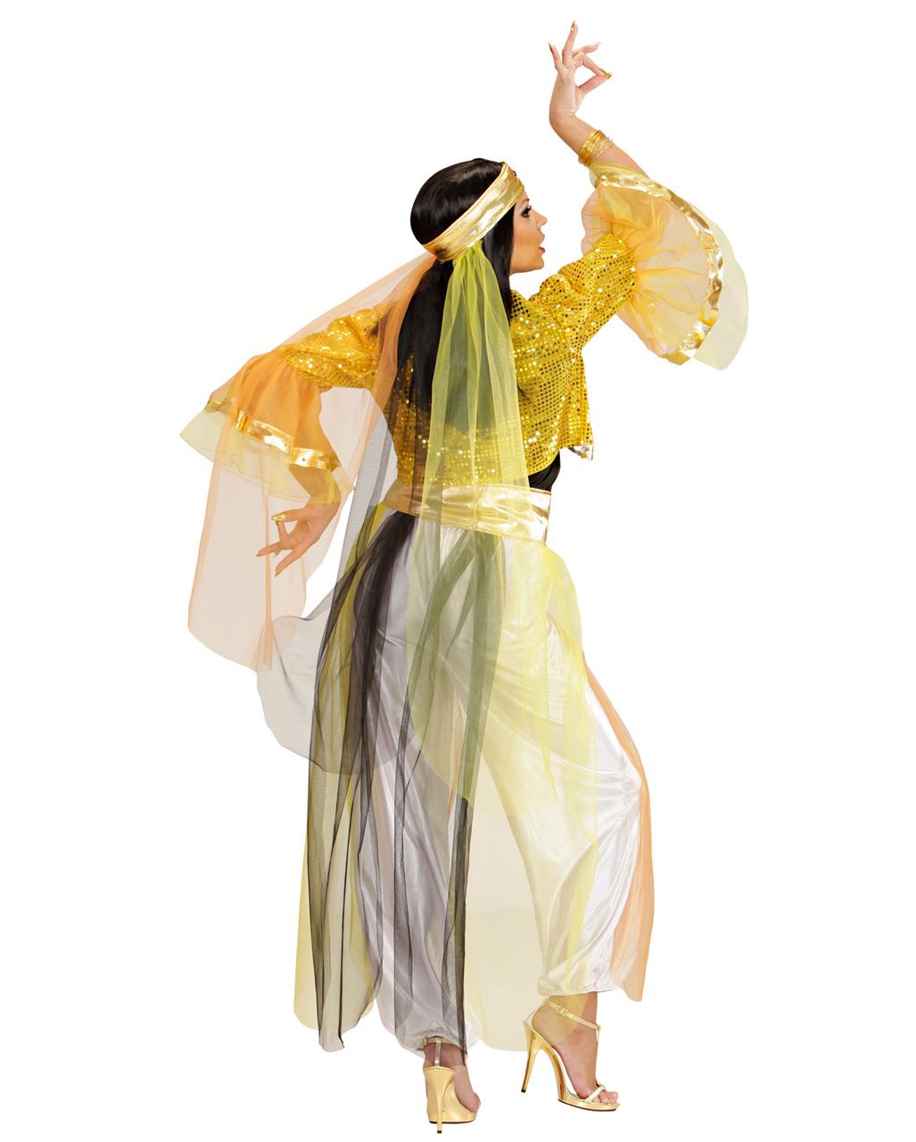 Harem Dancer Costume Oriental Belly Dance Horror Shop Design Dancers