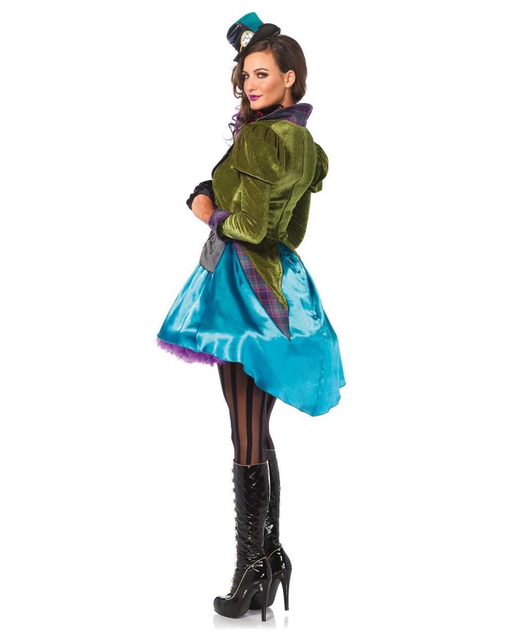 Mad Hatter\'s costume   milliner   horror-shop.com