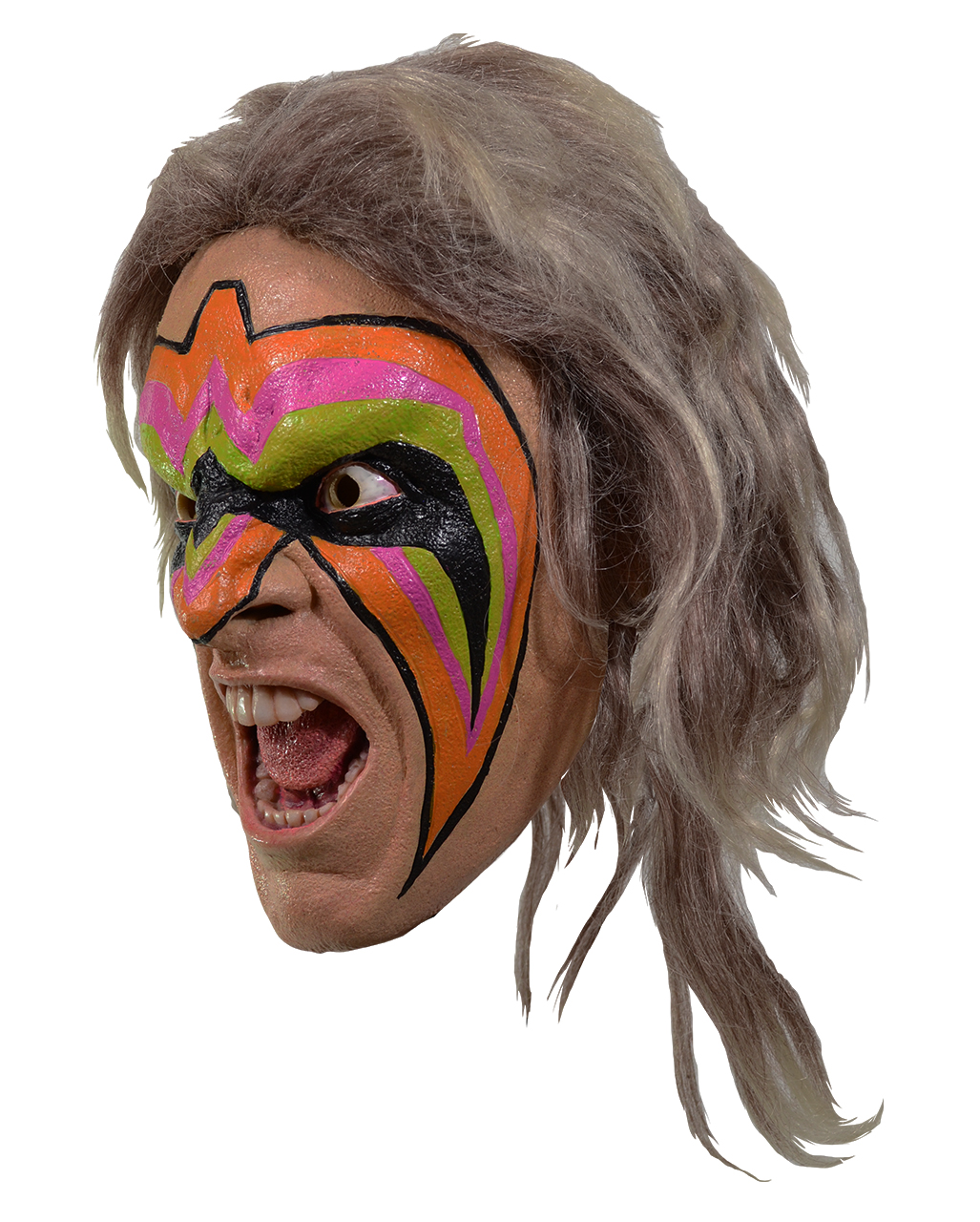 Wwe Ultimate Warrior Mask Wrestler Latex Mask Horror Shopcom