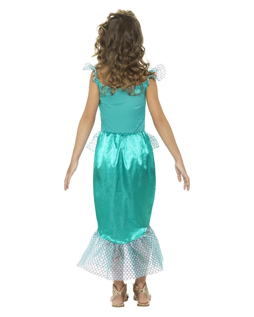 Meerjungfrau Kinderkostüm | Nixen-Verkleidung | Horror-Shop.com