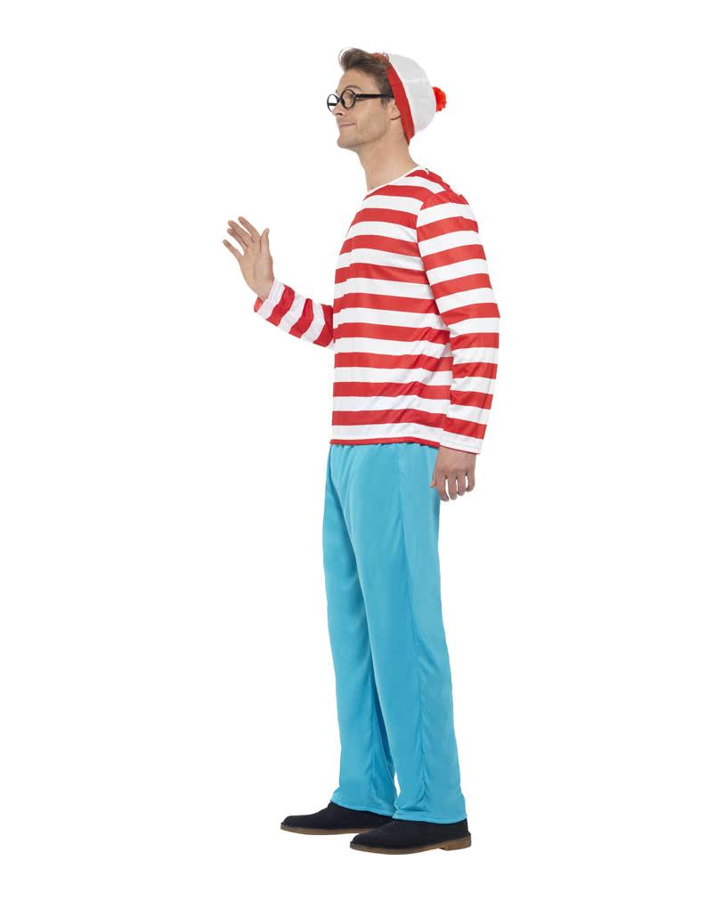 e4d96760db5 ... Where`s Wally Plus Size Men Costume