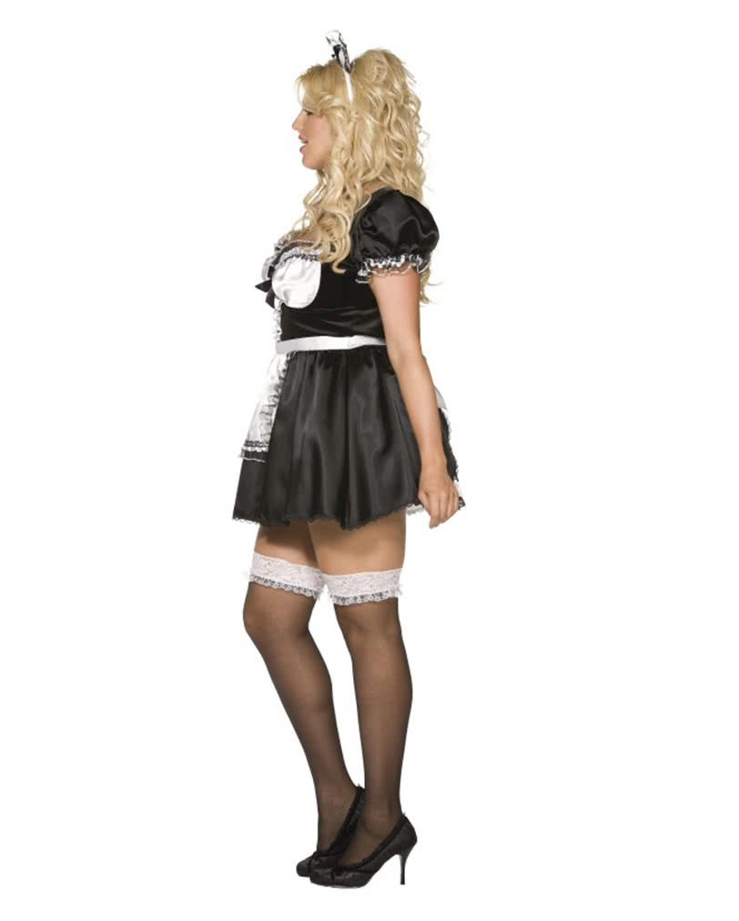 Zimmer Mädchen zimmermädchen damenkostüm xl dienstmädchen verkleidung horror