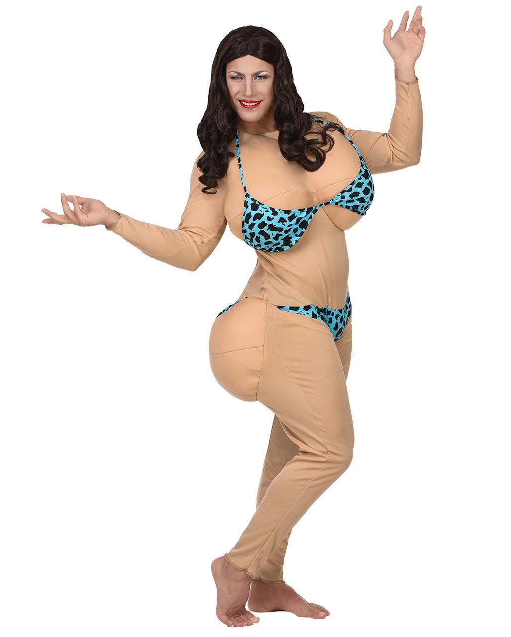 ... Miss Bikini Drag Queen Costume