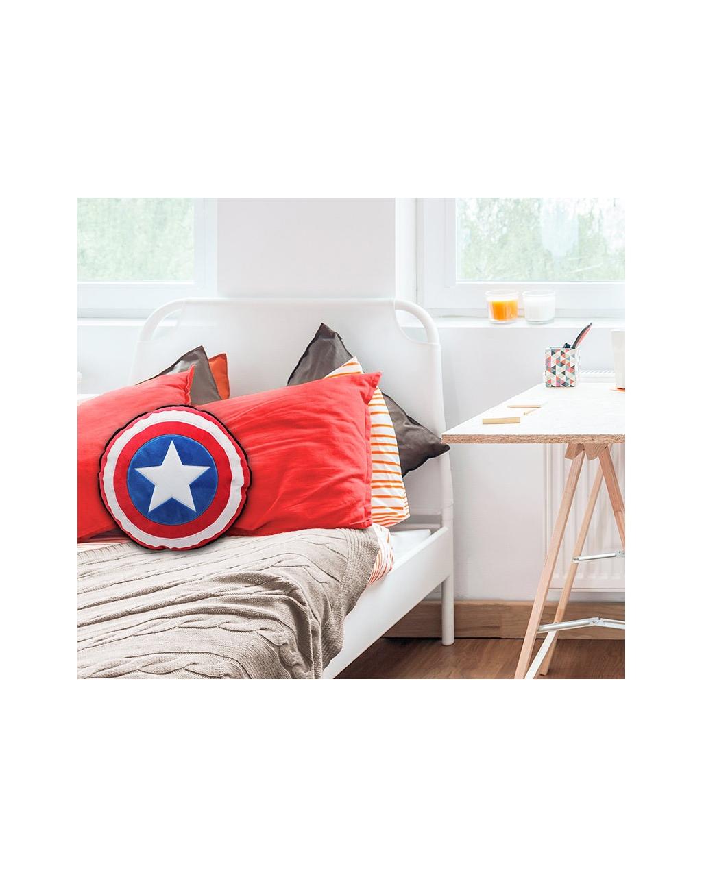 Well known Captain America Shield Pillow | Avengers | horror-shop.com UB02