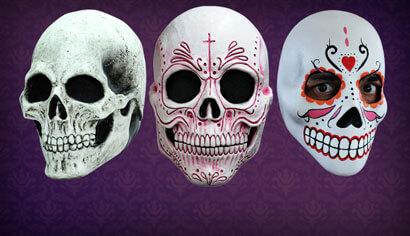 Tag der Toten Masken