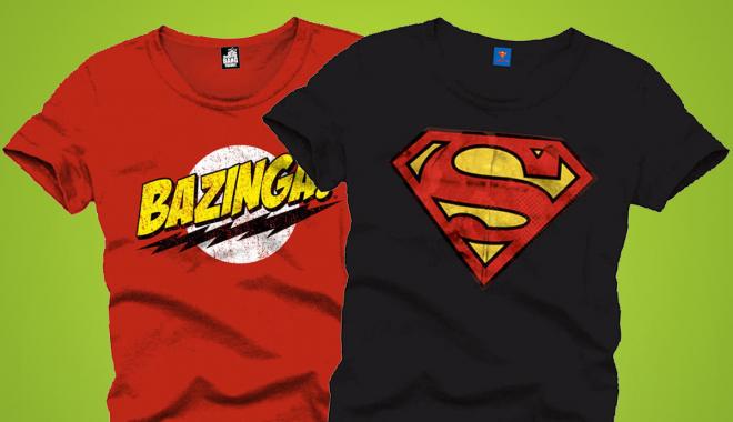 Fan & Nerd T-Shirts
