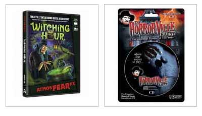 Halloween Bücher, CDs & DVDs