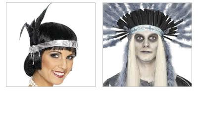Halloween Kopfschmuck