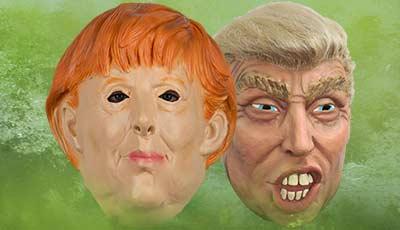 Celebrity & Politician Masks