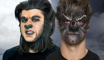 Werewolf Make-Up