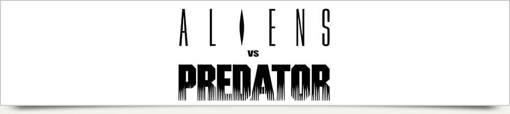 Alien Masken & Predator Masken