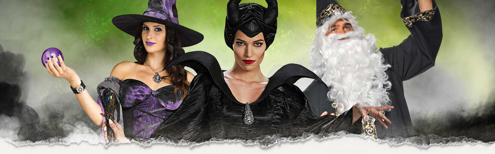 Hexen & Zauberer