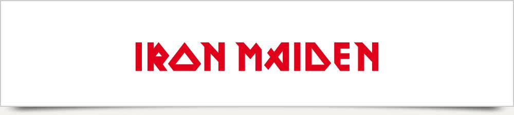 Original Iron Maiden Masken
