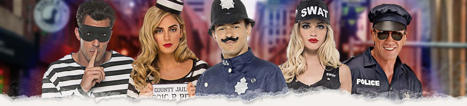 Polizisten & Gangster