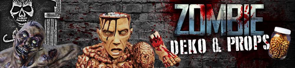 Zombie Deko & Props