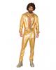 70er Jahre Disco King Herrenkostüm