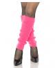 80er Jahre Beinstulpen Pink