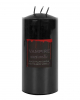 Bleeding Black Vampire Pillar Candle 15cm
