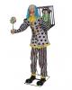 Candy Clown Halloween Animatronic