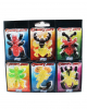 Creepy Jelly Fruit Gum Insects 6 Pcs.