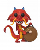 Disney Mulan Mushu Funko POP! Vinyl Figur