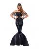 Dark Mermaids Queen Ladies Costume