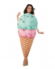 Ice Waffle Costume For Adults