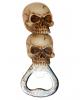 Bottle Opener With Skull