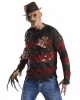 Freddy Krueger Sweater With Burn Scars