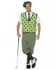 Golfer Kostüm