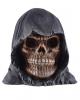 Grim Reaper Skull With Glowing Eyes