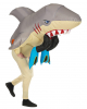 Shark Alarm Inflatable Costume