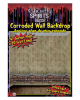Haunted House Wall Decoration Foil 600x120 Cm