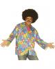 Hippie Shirt Blue XL