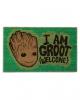 I Am Groot Guardians Of The Galaxy Doormat