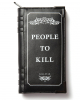 KILLSTAR Kill List Buch Geldbörse