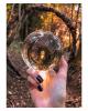 KILLSTAR Clear Crystal Ball 8 Cm