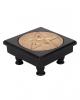 Kleiner Pentagramm Altar Tisch