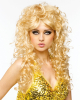 Long Hair Wig Chantal Blond