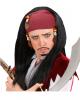 Piratenperücke mit Bandana