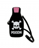 Poison Bottle Handtasche Vinyl