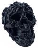 Relief Skull With Women